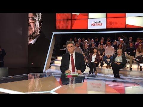 JEAN-LUC MÉLENCHON INVITÉ DE L'ÉMISSION POLITIQUE - #LEmissionPolitique
