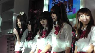 20110719 AKB48 Cafe in Singapore [Maeda Ami & Abe Maria Event] - Senbatsu Messages