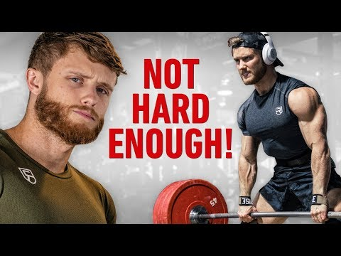 You Need To Train HARDER! My Response to Critics Of My Training Style