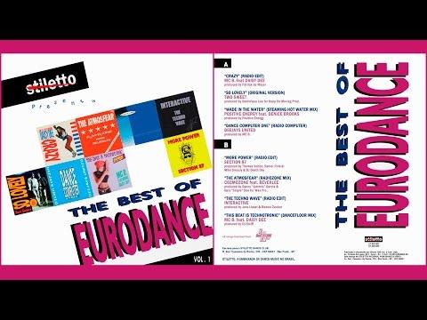 LP The Best Of Eurodance Vol. 1