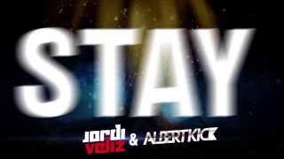 Jordi Veliz & Albert Kick Feat. Inmagine - Let Me Stay (Lyrics)