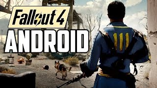 Fallout 4 Android Gameplay