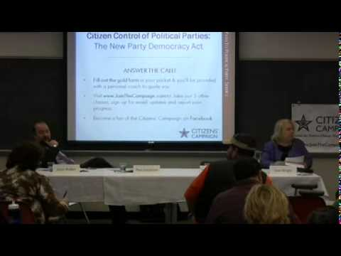Political Party Leadership Class Live