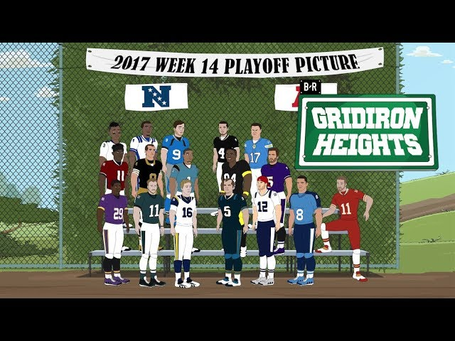 gridiron-heights-season-2-episode-14-smile-for-the-week-14-playoff-picture