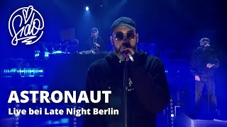 Sido - Astronaut (Live bei Late Night Berlin)