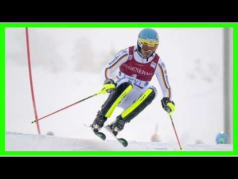 """Neureuther gewinnt slalom in levi: """"unglaublich!""""   Nachrichten Deutschland"""