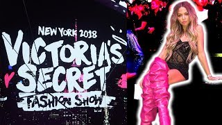 THE VICTORIA'S SECRET FASHION SHOW 2018 (behind the scenes)