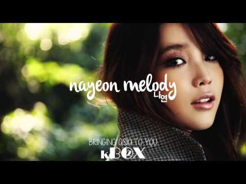 Nayeon Melody 나연   kBOX 2 Mixtape (K-POP)