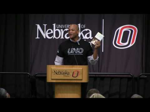 UNO - An evening with Wes Moore