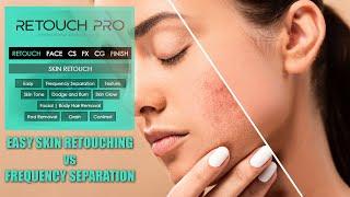 Retouch Pro Tutorial   Easy Skin Retouching vs Frequency Separation screenshot 5