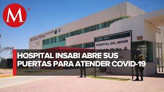 Sedena Inicia Funciones De Hospital Insabi Covid-19 En Sinaloa