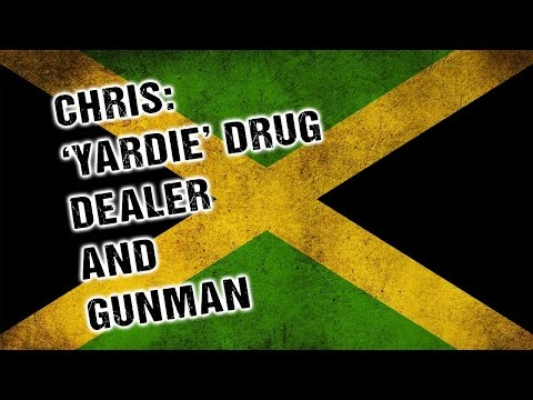 1: Yardie drug dealer & gunman met by Christ