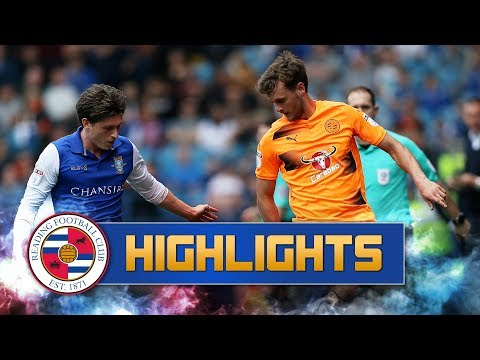 2-Minute Review: Sheffield Wednesday 3-0 Reading (Sky Bet Championship), 21st April 2018