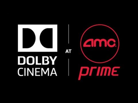 My First Visit Ever To Dolby Cinema AMC Theaters