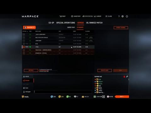 Playing Warface EU|GGWP CUP Chat Ru/en