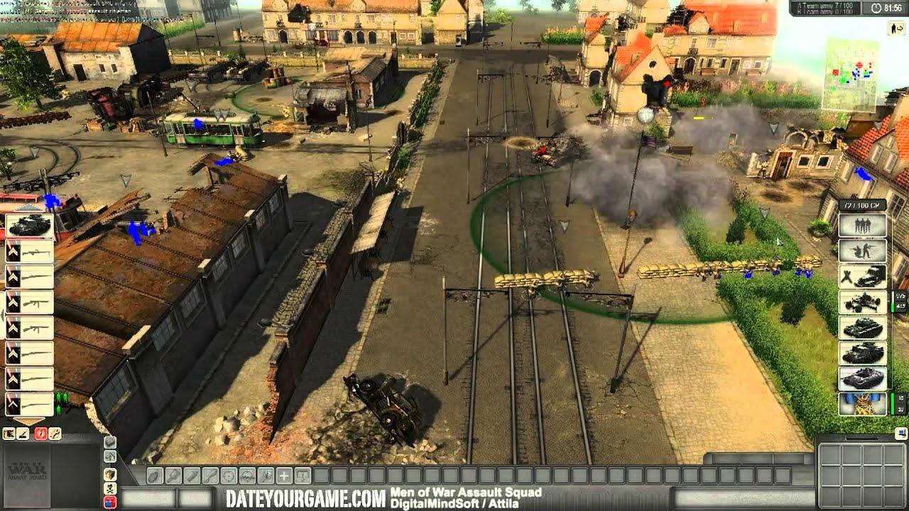 Men of war assault squad 2 как играть с ботами на картах любимые игровые автоматы