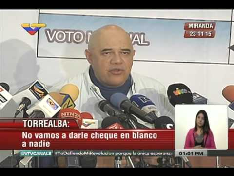 Chúo Torrealba: Permanencia de Venezuela en Mercosur es ilegal