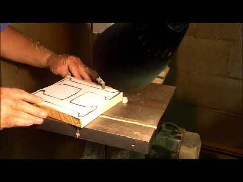 Big Wood Letters (DIY)