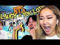 BTS 'YOU LAUGH = YOU LOSE' ULTIMATE CHALLENGE 🤣 + GIVEAWAY WINNER ANNOUNCED! | REACTION/REVIEW