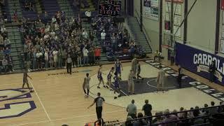 Men's Basketball vs Lewis-Clark