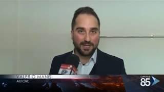 """Servizio di Canale85 presentazio """"Sciamu"""" e """"Alìe"""" di Valerio Manisi"""