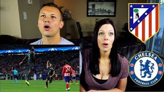 ATLETICO MADRID vs CHELSEA Highlights Reaction!