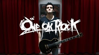 """ONE OK ROCK """"The Beginning"""" guitar cover by Anjer Buy my songs on i..."""