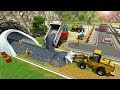 Railroad Tunnel Construction Sim (by Sablo Games) Android Gameplay [HD]