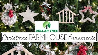 Dollar Tree Christmas 2019 | DIY Christmas Ornaments