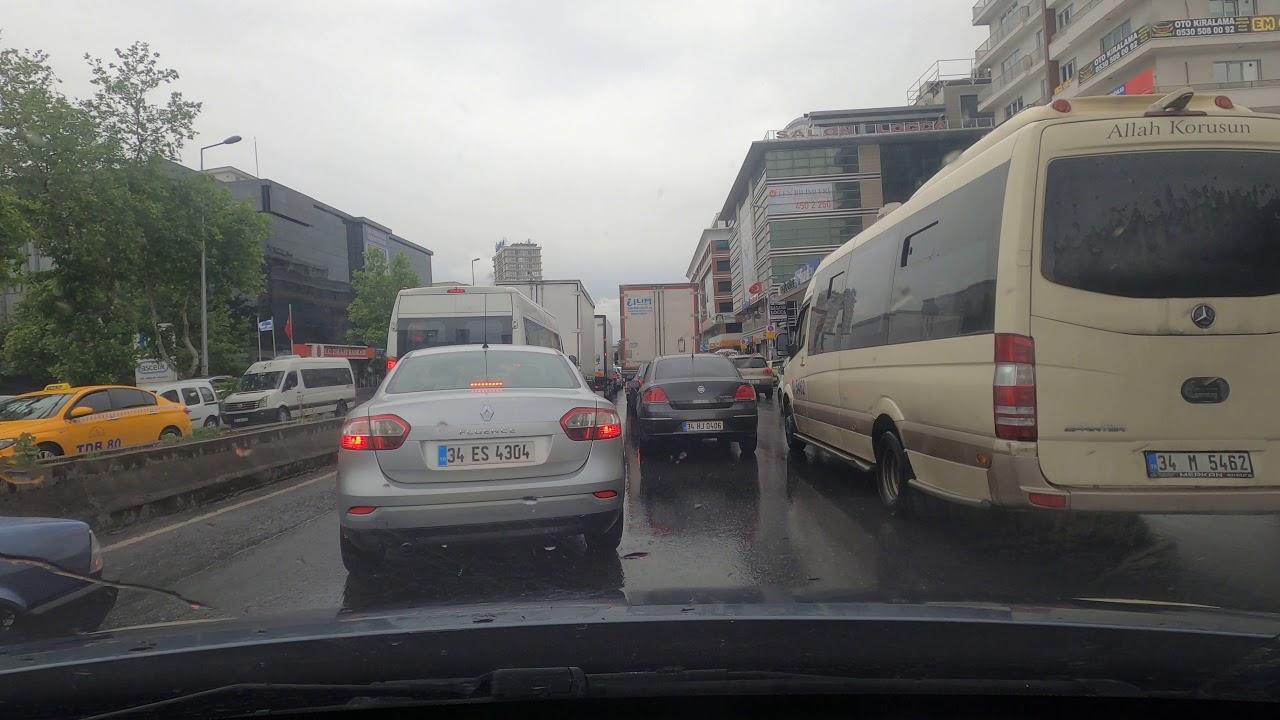 Driving: Turkey Road Trip: Istanbul, Türkiye (27/05/2020)