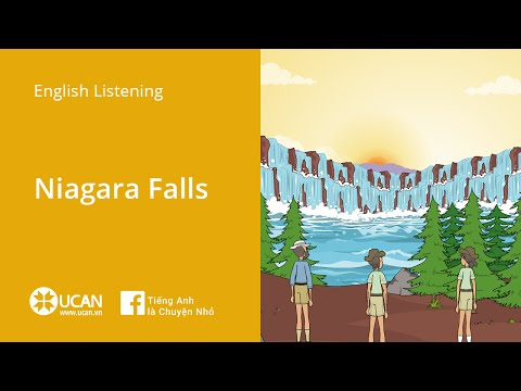 Learn English Listening | Intermediate - Lesson 3. Niagara Falls