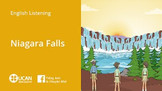 Learn English Via Listening | Intermediate - Lesson 3. Niagara Falls