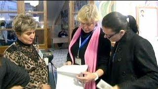 AGİT'ten Ukrayna seçimlerine eleştiri