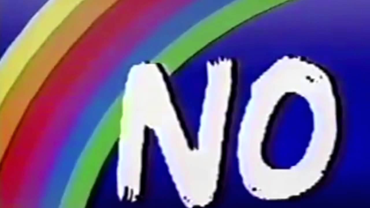 """Franja del """"NO, Plebiscito 1988"""