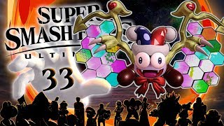 SUPER SMASH BROS. ULTIMATE 👊 #33: Marx Battle