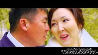 Свадебный клип Басанга и Марии.