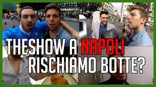 Il Milanese a Napoli: Ecco i Retroscena! - THESHOW BACKSTAGE - deSciò