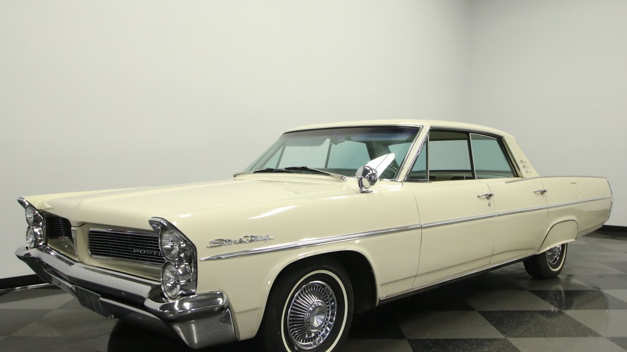 617 Tpa 1963 Pontiac Star Chief Vista Youtube 1960