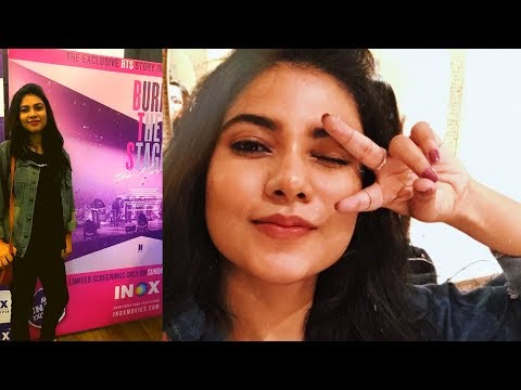 Burn The Stage Movie India Vlog | BTS Army Mp3
