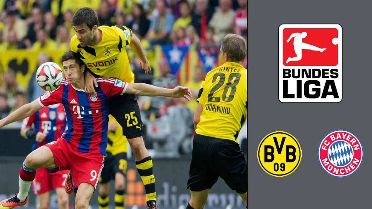 Fc Bayern Vs Dortmund