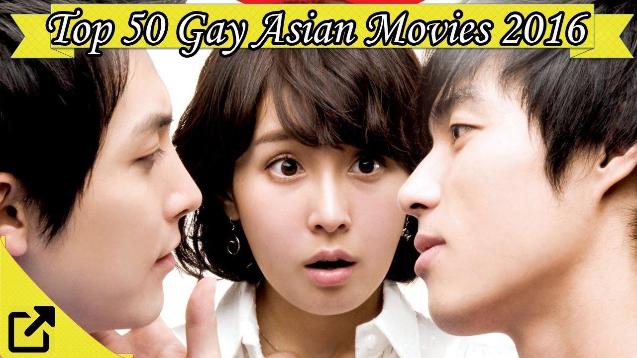 Top 50 Gay Asian Movies 2016 LGBT (LGBTQ+) - YouTube