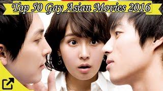 Top 50 Gay Asian Movies 2016 LGBT (Korean & Japanese)
