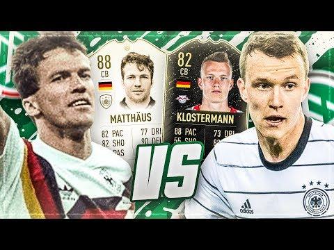 FIFA 20: MATTHÄUS Vs IF KLOSTERMANN Past Vs Present Showdown 🔥🚀😱