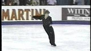 Ilia Kulik (RUS) - 1996 Skate Canada International, Men's Long Program