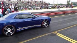 Pontiac 6.0 Gto Vs Srt8 Challenger on Forgiatos