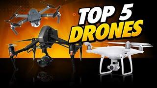 Top 5 Best Drones of [2020]
