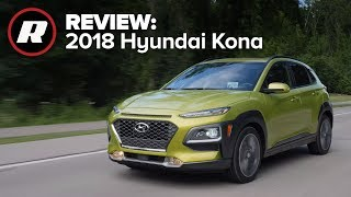 2018 Hyundai Kona is the right amount of quirky | Review \u0026 Road Test (4K)