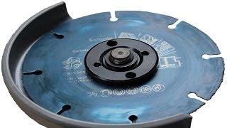 Резка дерева болгаркой стала безопасной с новым карбид вольфрамовым диском Bosch(Строительный инструмент углошлифовальная машина Bosch GWS 15-125 Универсальный режущий диск для резки дерева..., 2014-05-18T23:51:21.000Z)