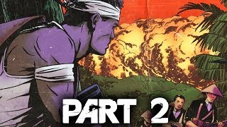Far Cry 5 Hours of Darkness Gameplay Walkthrough Part 2 - SAVING JOKER (Vietnam DLC)