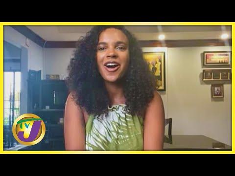Moving Abroad fro Love - Alyshia Miller-Powell | TVJ Smile Jamaica